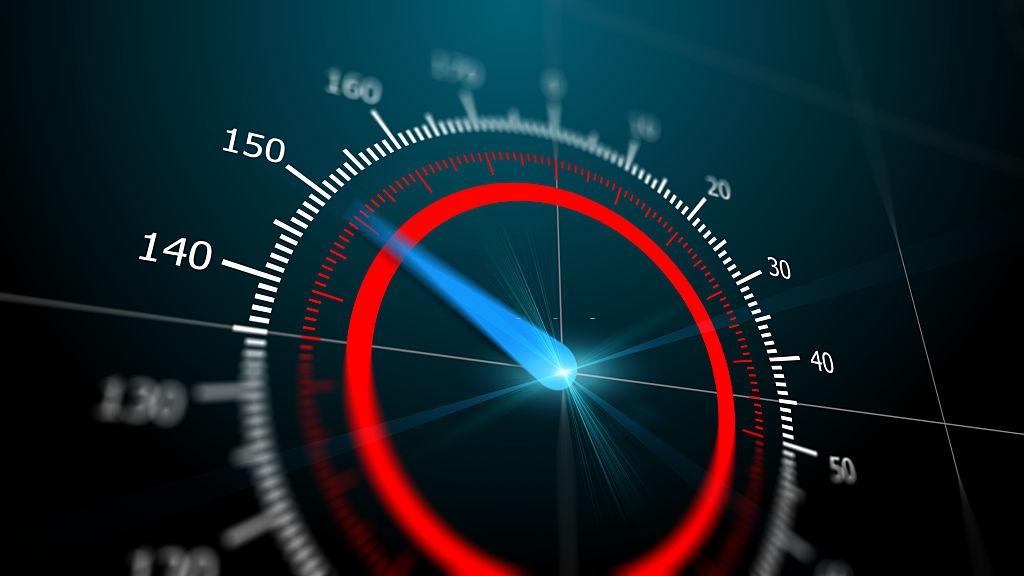 teste de velocidade da Internet banda larga e celular 3G e 4 G
