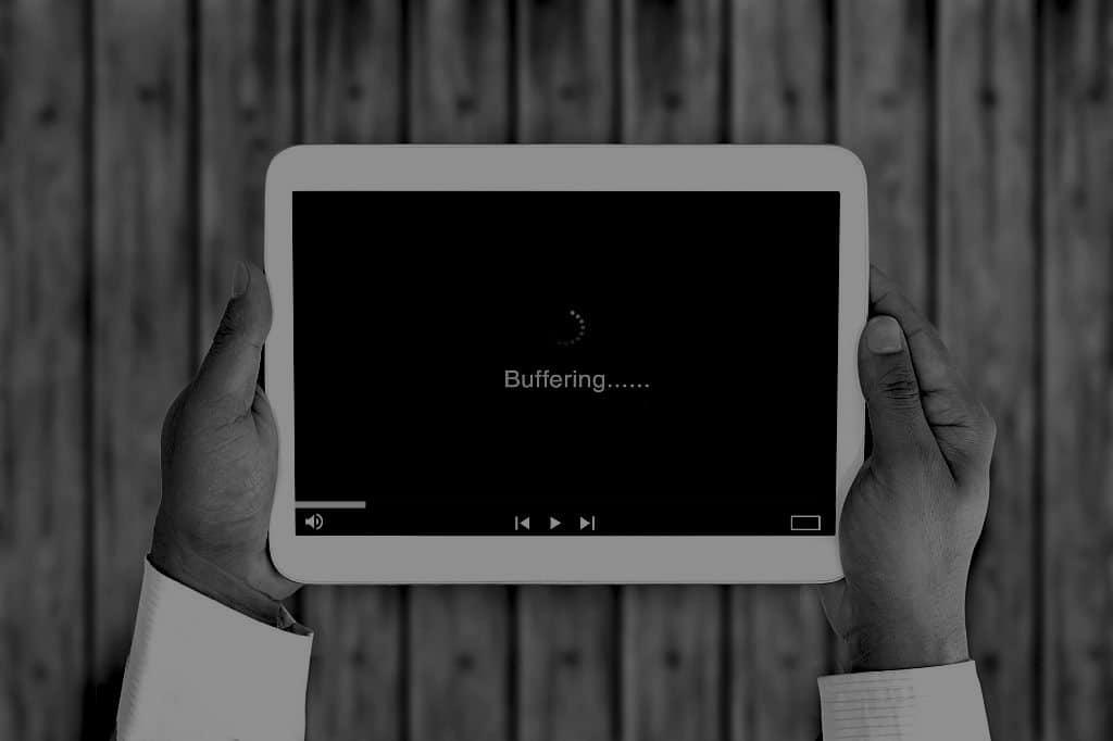 Como parar ou acabar com buffering nos serviços de streaming de vídeo